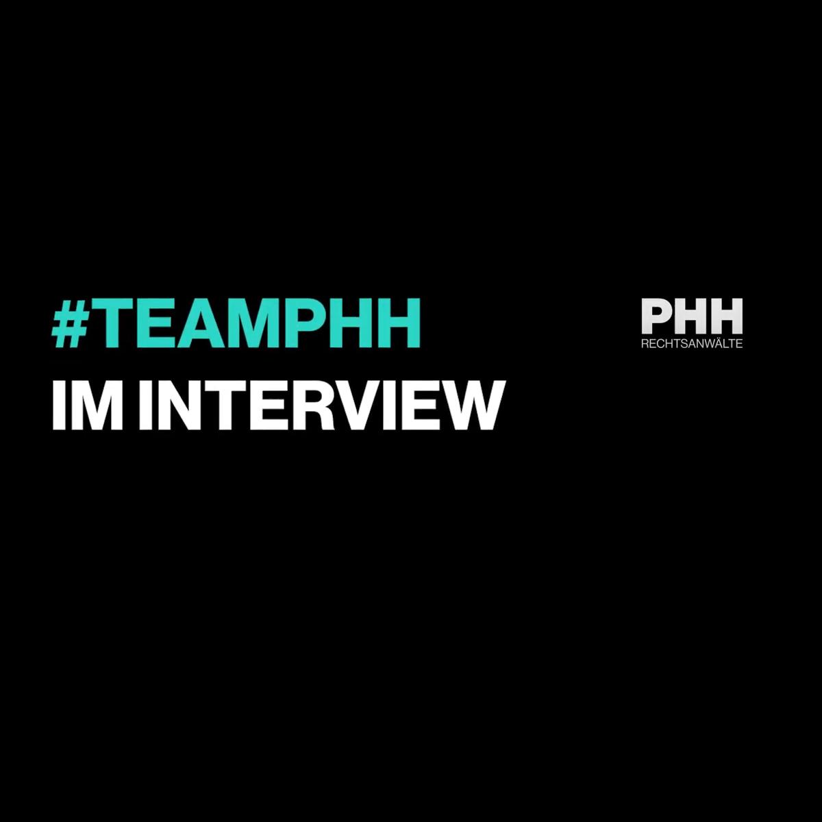 #teamphh im Interview: Julia Fritz und Dominik Zehetgruber