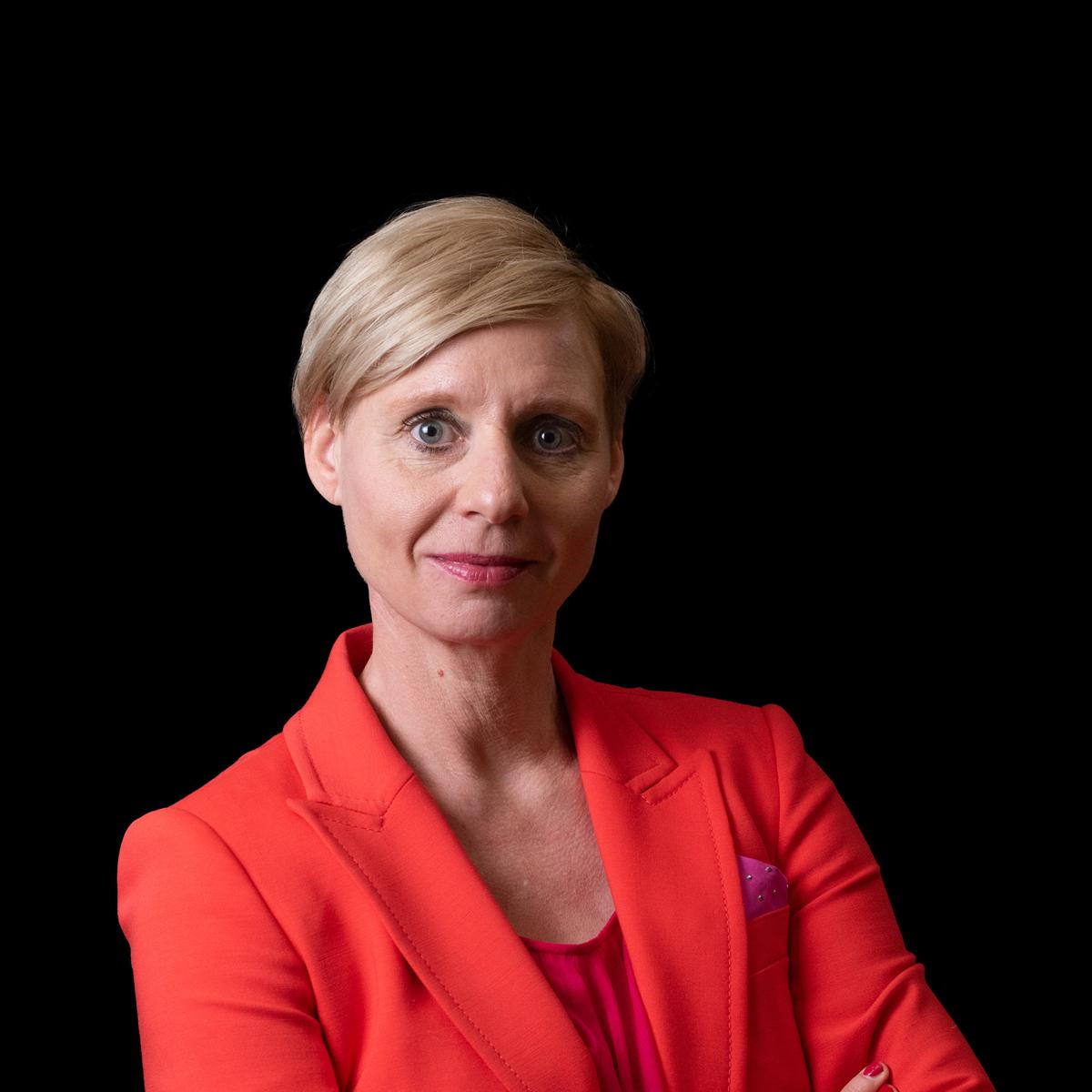 Stefanie Werinos-Sydow auf ORF2