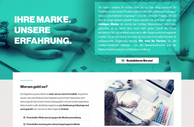 Launch mytrademark.at
