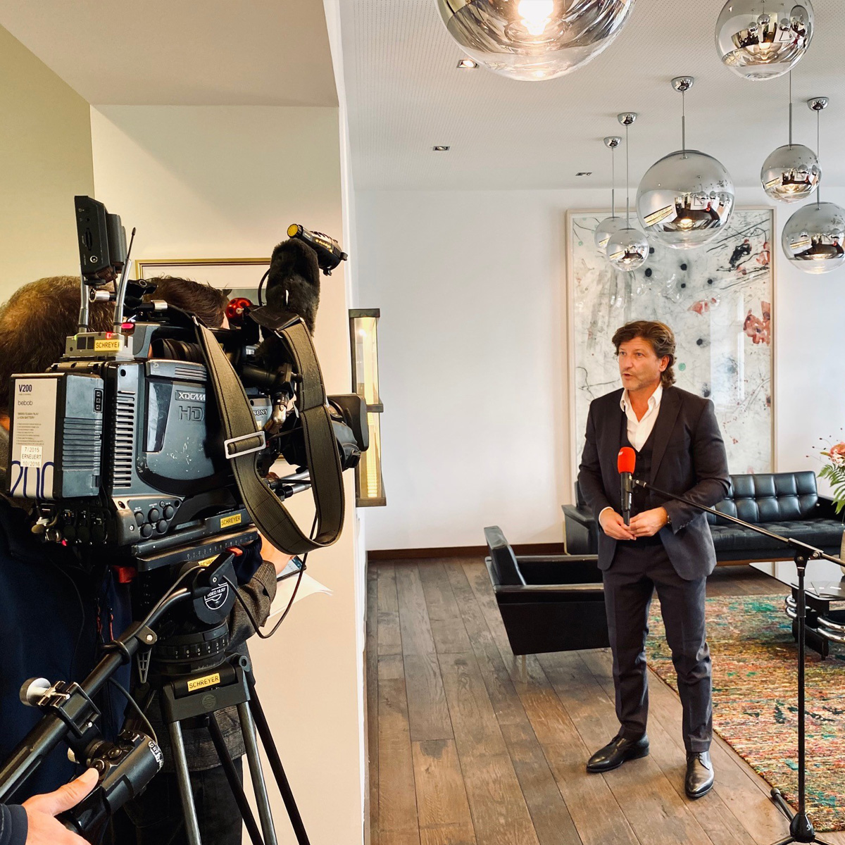 Stefan Prochaska im ORF-Interview